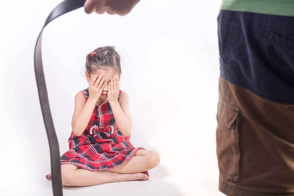 Наслідки фізичного покарання дітей