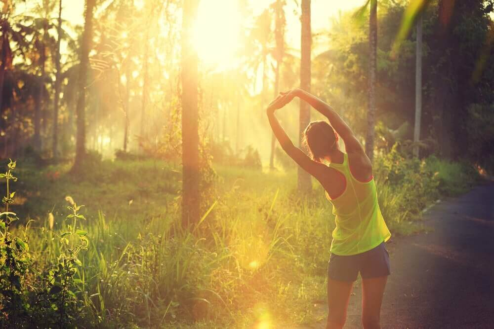 Ефективні вправи для повної розтяжки тіла