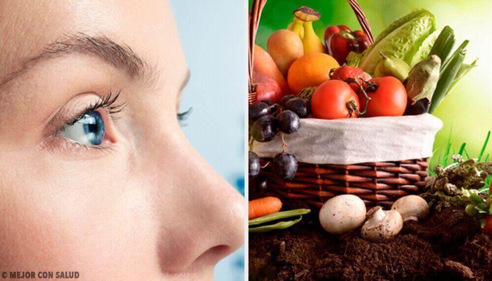 10 найефективніших продуктів для покращення зору