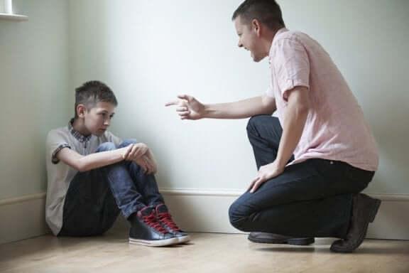 наслідки фізичного покарання для розвитку дитини