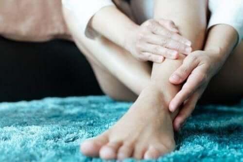 Хвороба Вілліса-Екбома або синдром неспокійних ніг