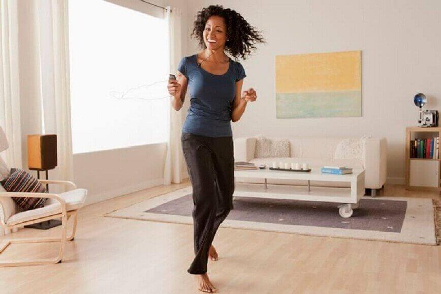 танці для прискорення обміну речовин