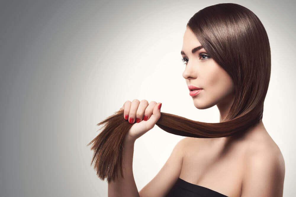 Натуральні методи зміцнення тонкого волосся