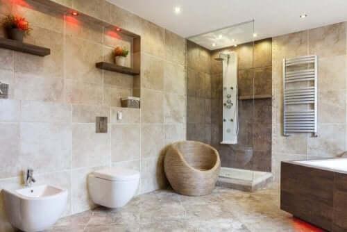 Дев'ять неймовірних ідей для прикрашання ванної