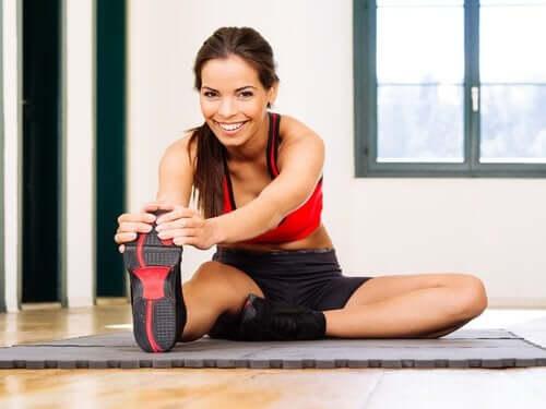 як виконувати вправи для повної розтяжки тіла