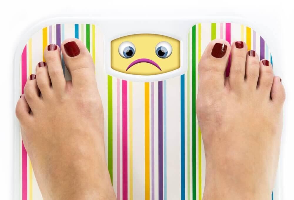 Чотири помилки, які сповільнюють процес схуднення