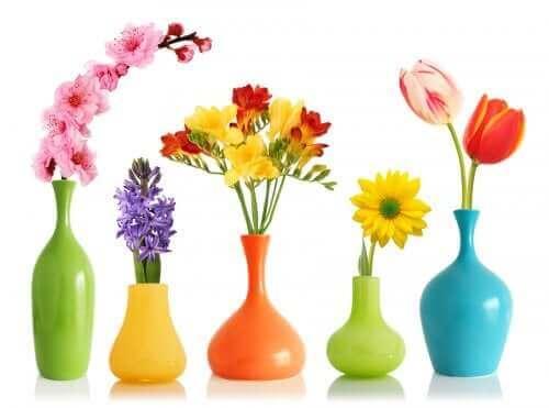 спрей-фарба для декору ваз