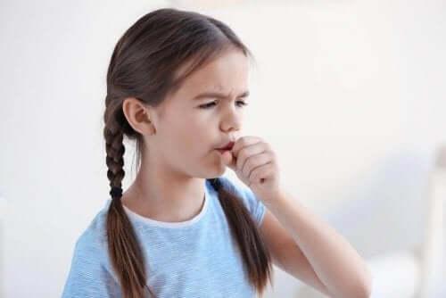 Сім порад для лікування нічного кашлю у дітей