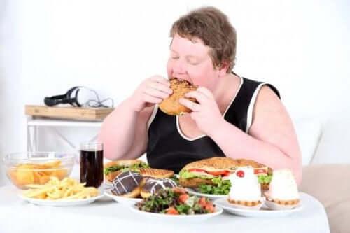 компульсивне переїдання та відчуття голоду