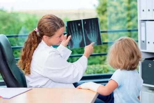 розвиток кісток у дітей