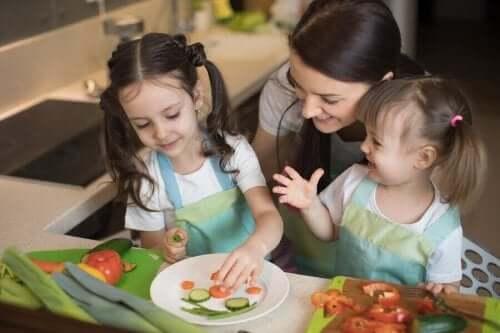розвиток кісток і дитяче харчування