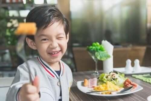 Дитяче харчування і розвиток кісток