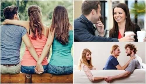 Людина в інших стосунках у вас закохана: що робити?