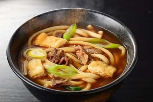 як приготувати японську локшину