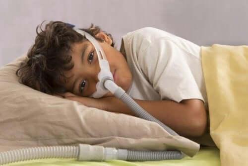 Обструктивне апное сну у дітей