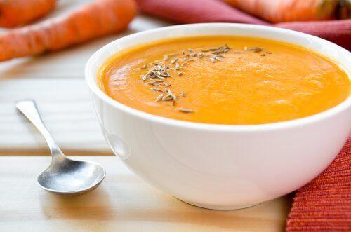 корисні рецепти з сезонними овочами
