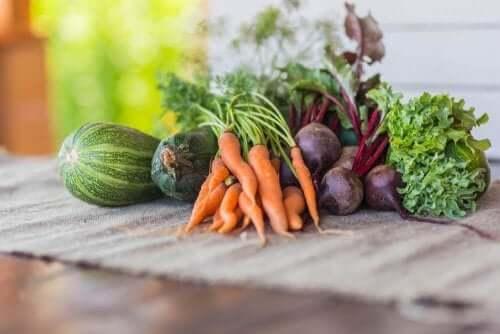 Три рецепти з сезонними овочами