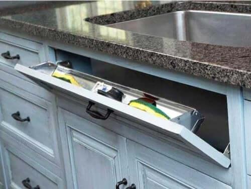 як швидко навести лад на кухні