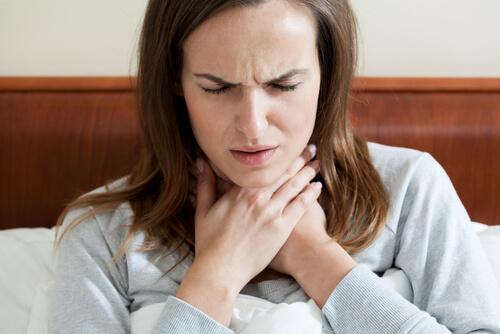 причини болю у горлі