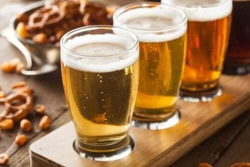 дотримання безглютенової дієти та відмова від пива