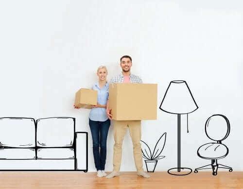 емоційне прибирання перед переїздом