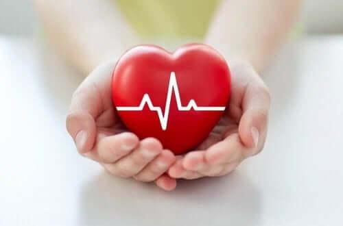 вівсянка та яблука для здоров'я серця