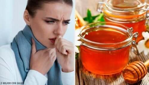 засіб від хворого горла з медом