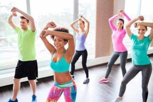 Зумба для схуднення - веселий спосіб скинути вагу