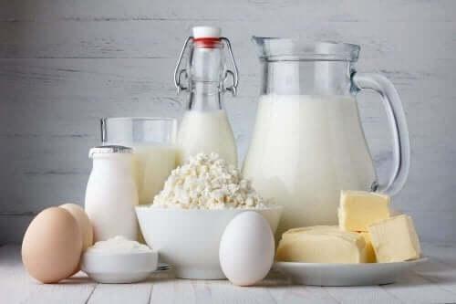молочні продукти для вегетаріанців