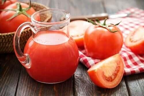 помідори для лікування залізодефіцитної анемії