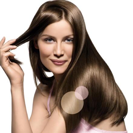 поради щоб мати гладке і блискуче волосся