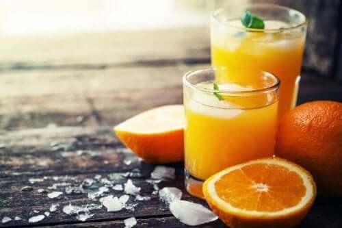 апельсини від закрепів