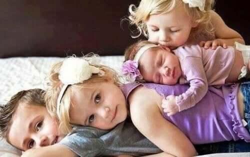 чому виникають сварки між братами та сестрами
