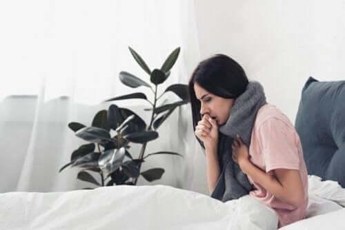 різниця між застудою та грипом
