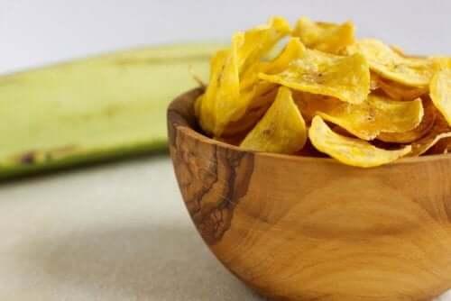 огіркові чипси