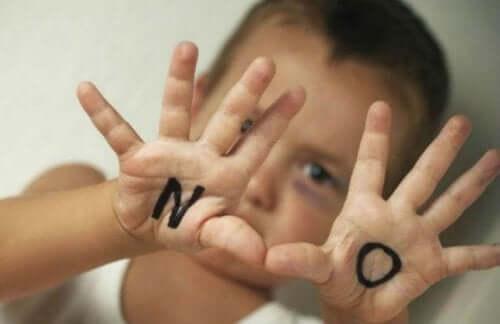 стан дитини після фізичного насилля