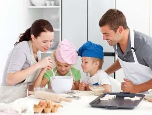як готувати вершкове печиво всією родиною