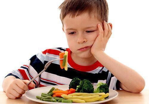 кіш з овочами для дітей