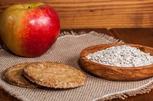 яблуко замість цукру