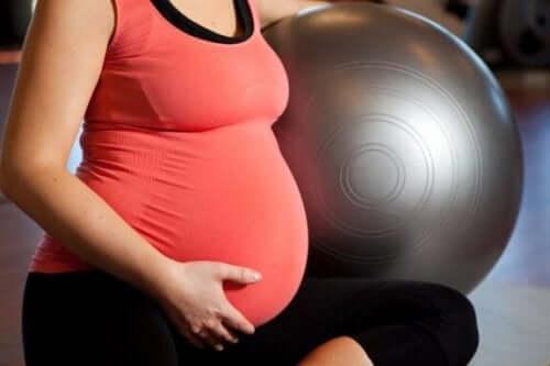 4 способи займатися спортом під час вагітності