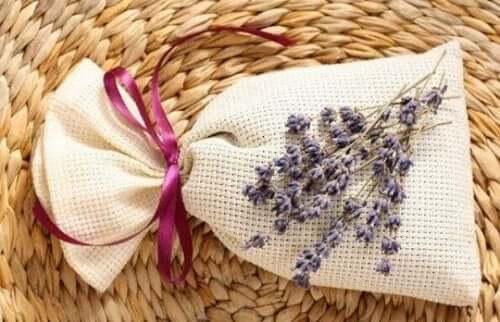 ароматичні мішечки з травами