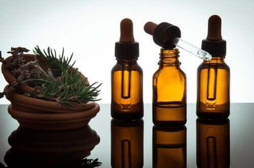 властивості ефірних олій при травмах