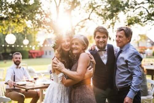 роль матері під час весілля