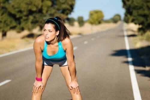 молочна кислота під час вправ