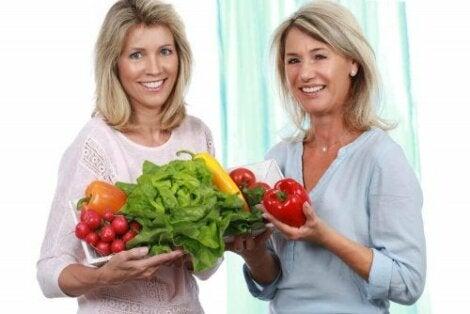 як пережити зміни менопаузи