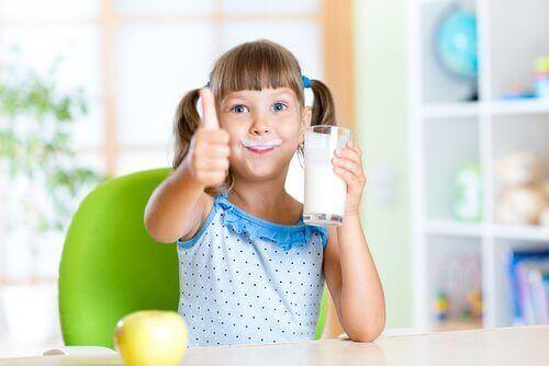 переваги споживання молока