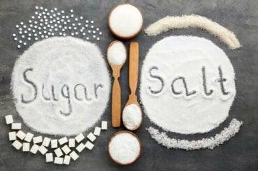 Надмірне споживання солі та цукру: що гірше для вашого здоров'я?