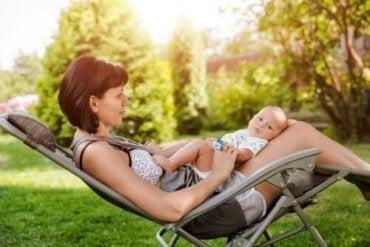 Корисні поради щодо народження дитини влітку