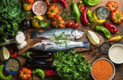 переваги середземноморської дієти