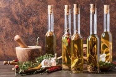 Які рослинні олії корисні для здоров'я?